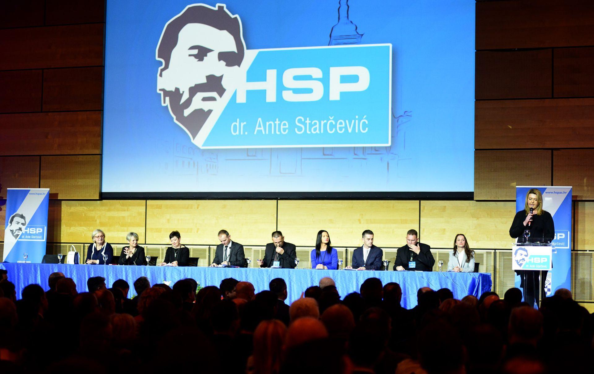 SUTRA URUČENJE ISKAZNICA: Dio članova HSP AS prelazi u HDZ