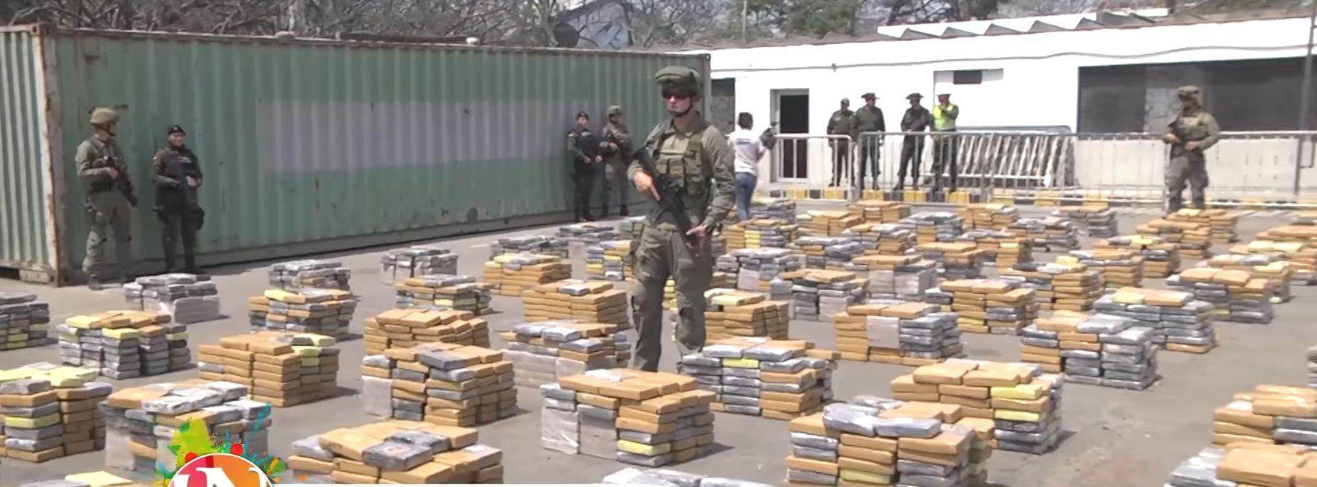 VIDEO: KOLUMBIJA Zaplijenjeno šest tona kokaina ulične vrijednosti 200 milijuna eura
