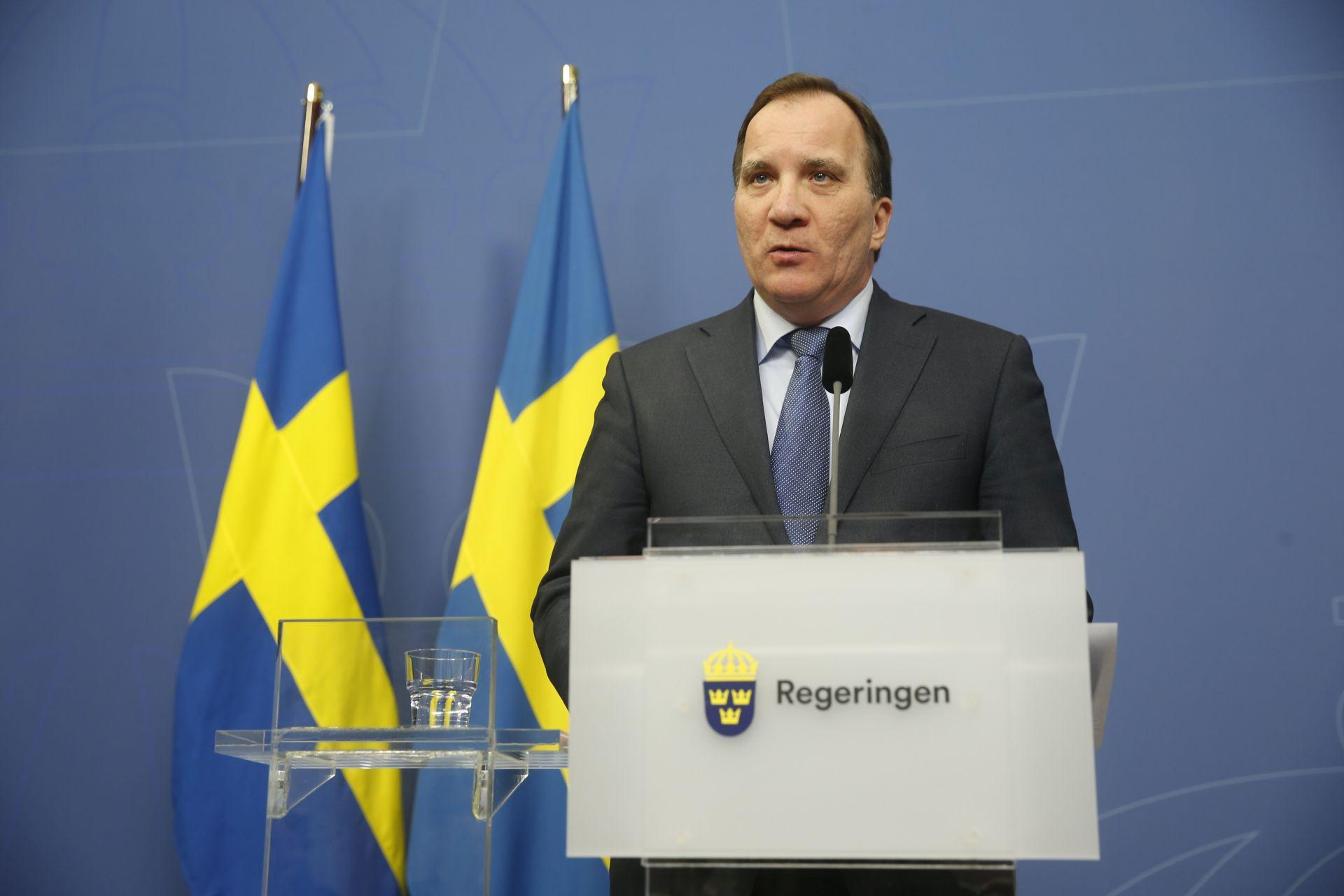 PREMIJER LOFVEN: 'Švedska je ujedinjena u žalosti i bijesu'