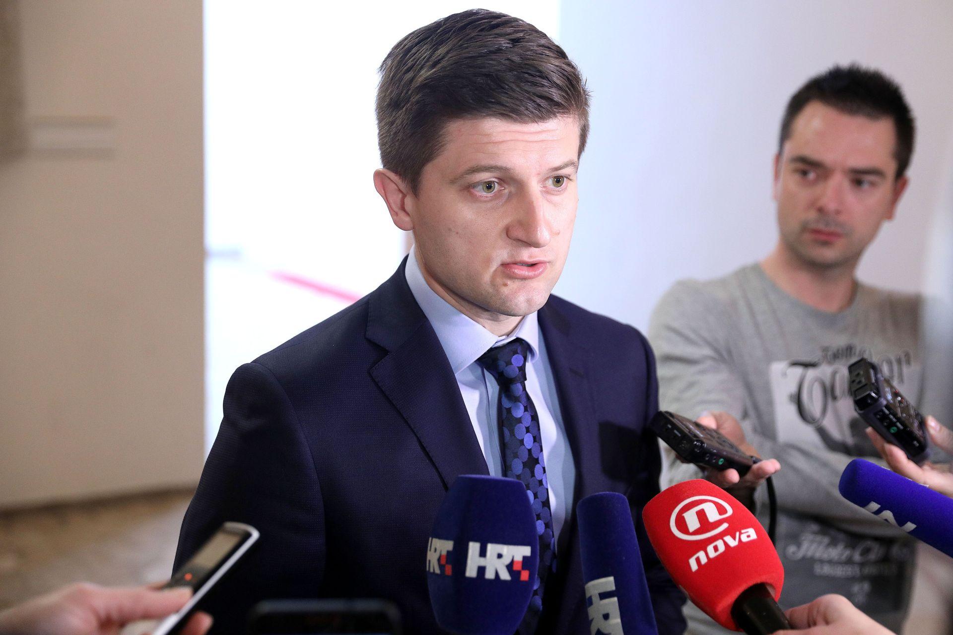 MINISTAR MARIĆ: 'Nitko pa tako ni Agrokor ne uživa poseban tretman'