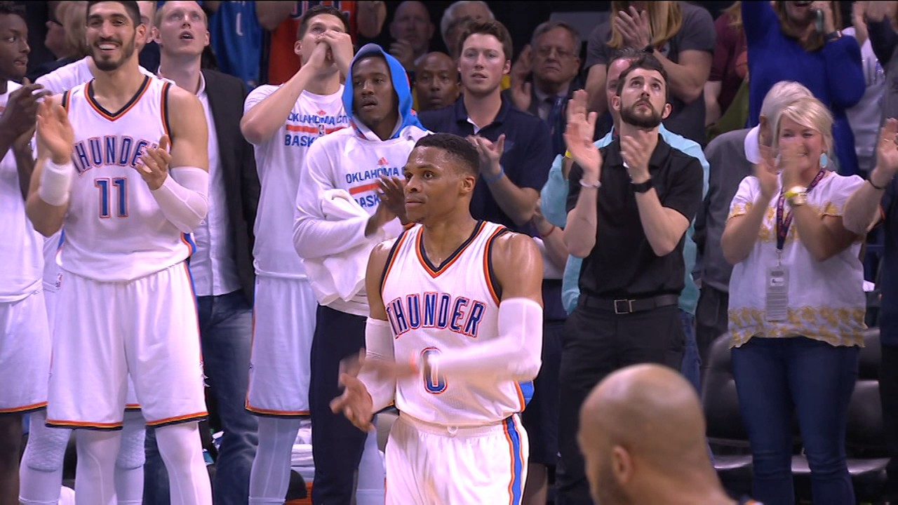 VIDEO: NBA Westbrook dostigao Roberstona