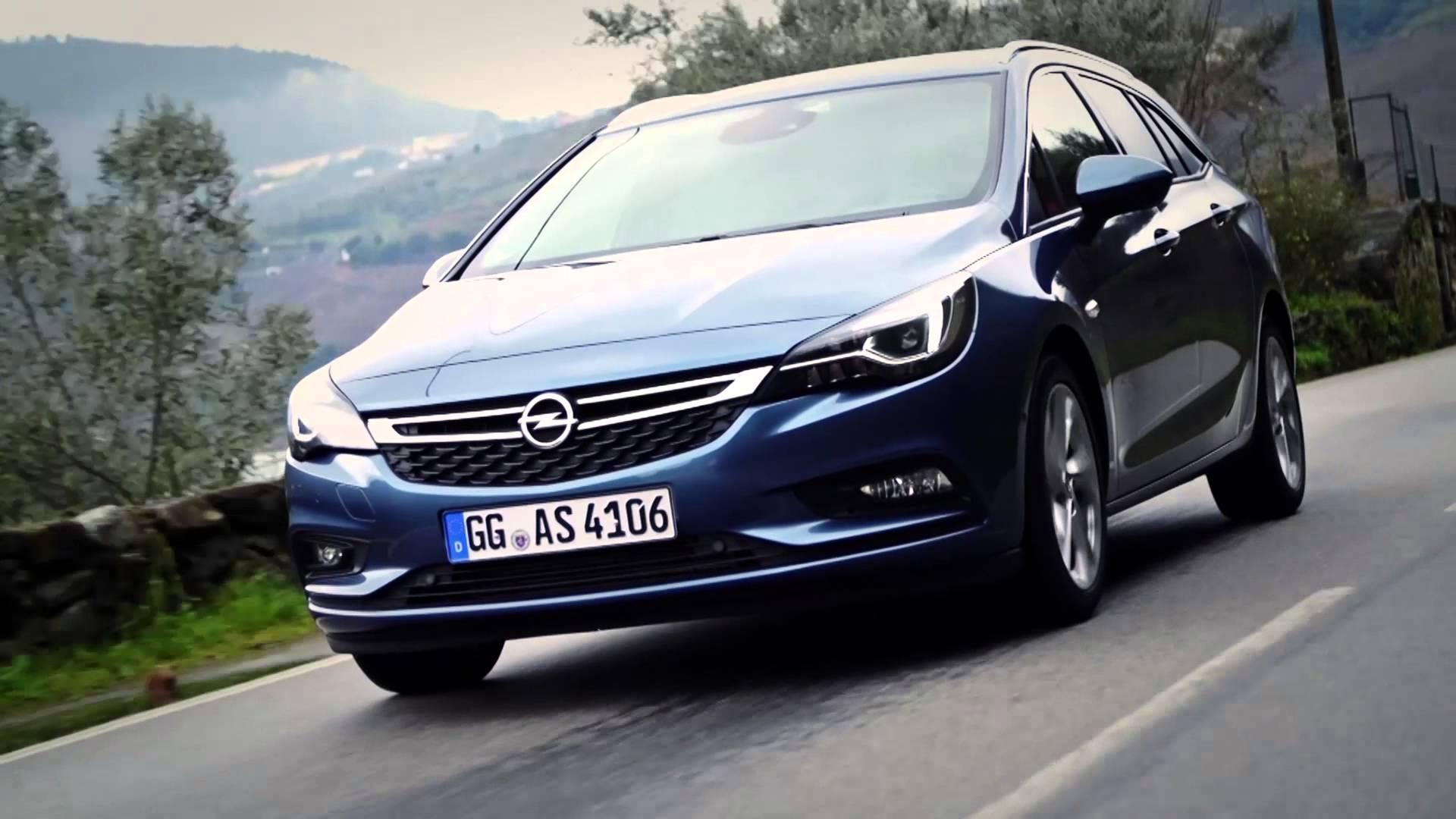 VIDEO: Opel Astra Sports Tourer – stvorena za cijelu obitelj