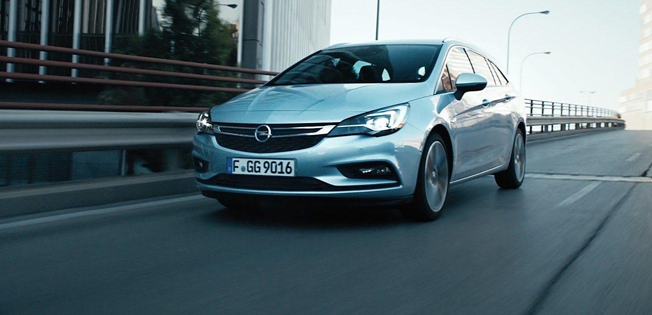 VIDEO: Opel Astra je model za sve generacije