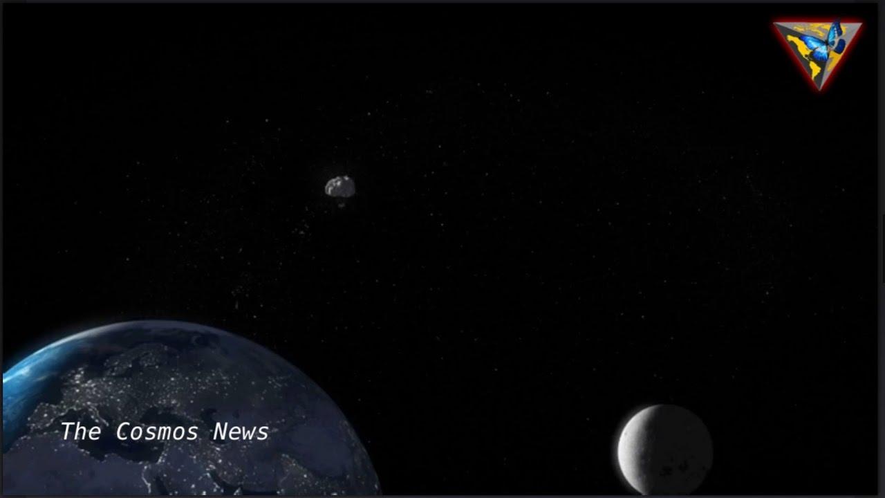 VIDEO: Potencijalno opasan asteroid juri prema Zemlji