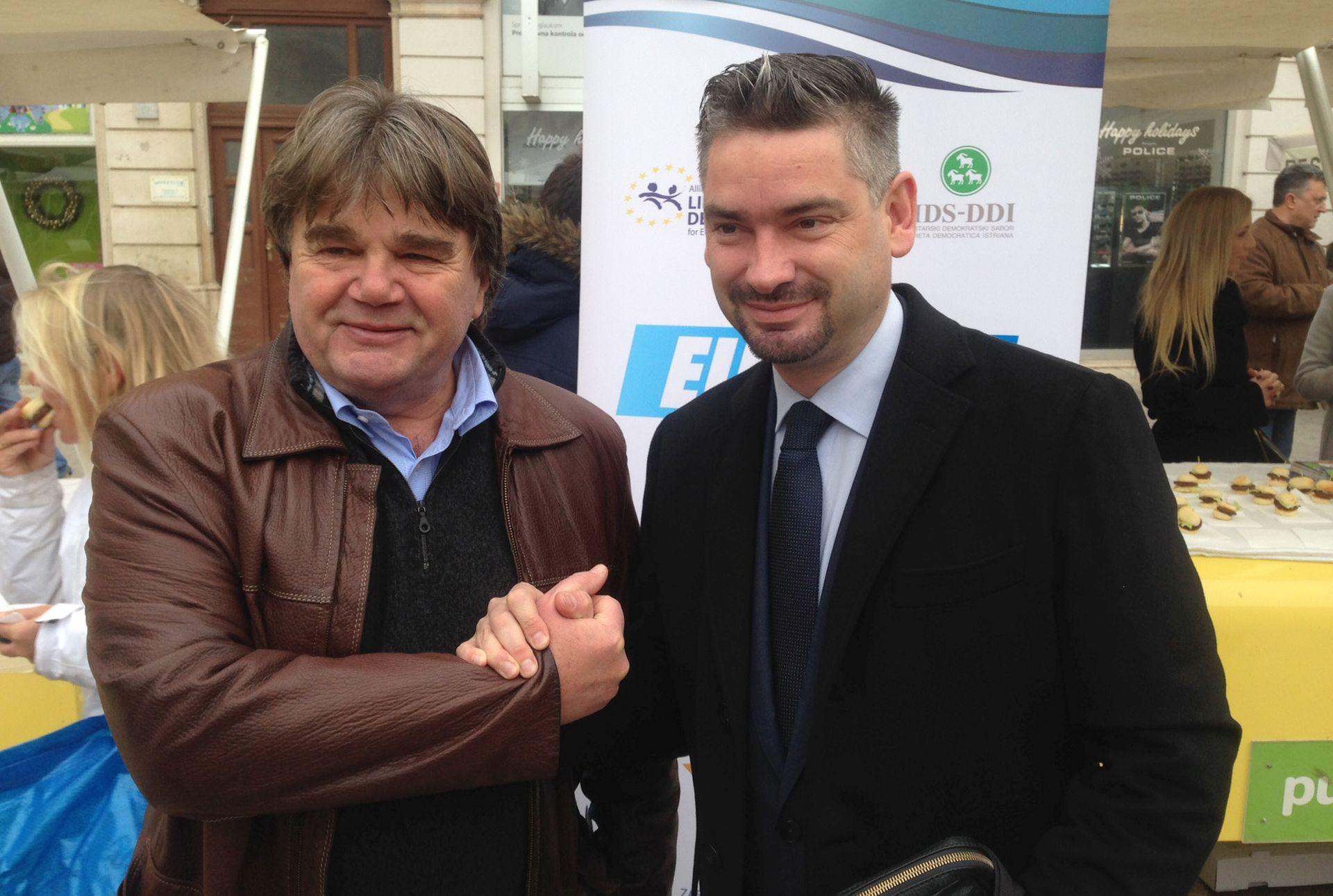 OTVORENO PISMO: Miletić i Jakovčić upozorili da granična kontrola ugrožava RH