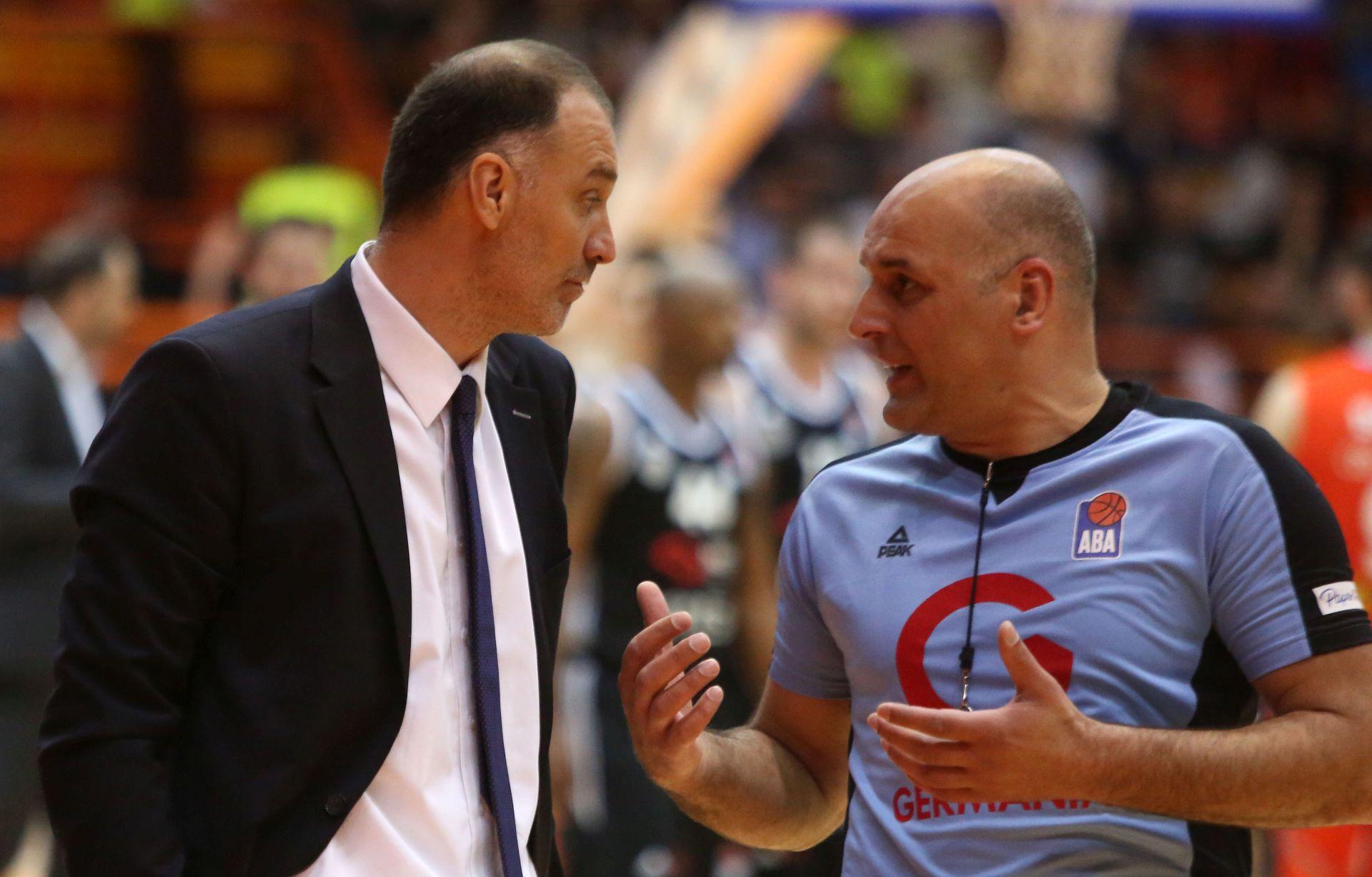 ABA LIGA: Veljko Mršić suspendiran za prve dvije utakmice finala