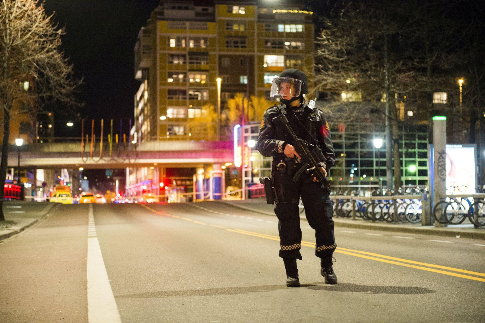 PRIVEDENA JEDNA OSOBA: Policija u Oslu pronašla sumnjivu napravu