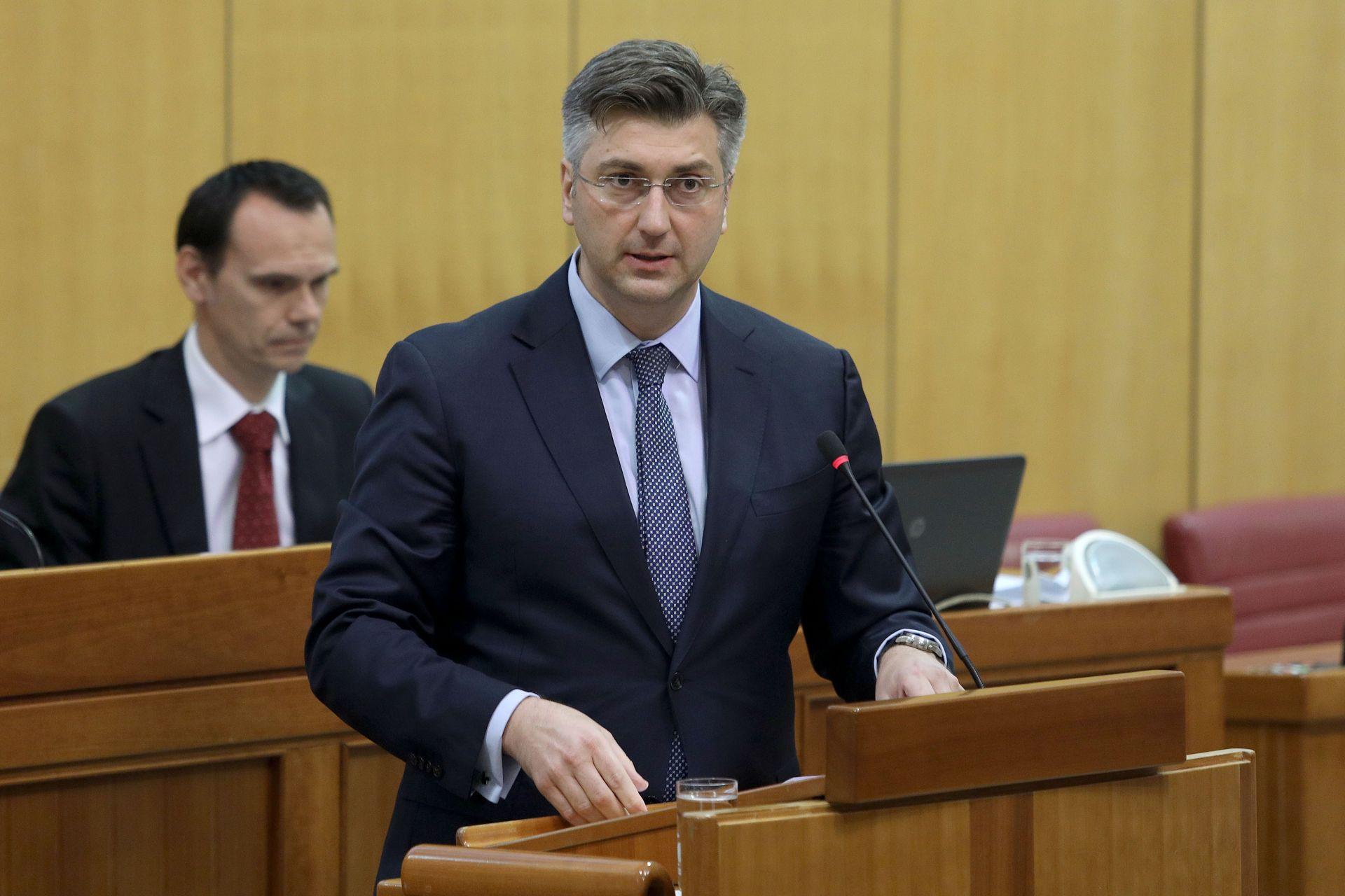 AGROKOR Plenković: Glavni ciljevi su zaštita svih dionika i interesa hrvatskog gospodarstva