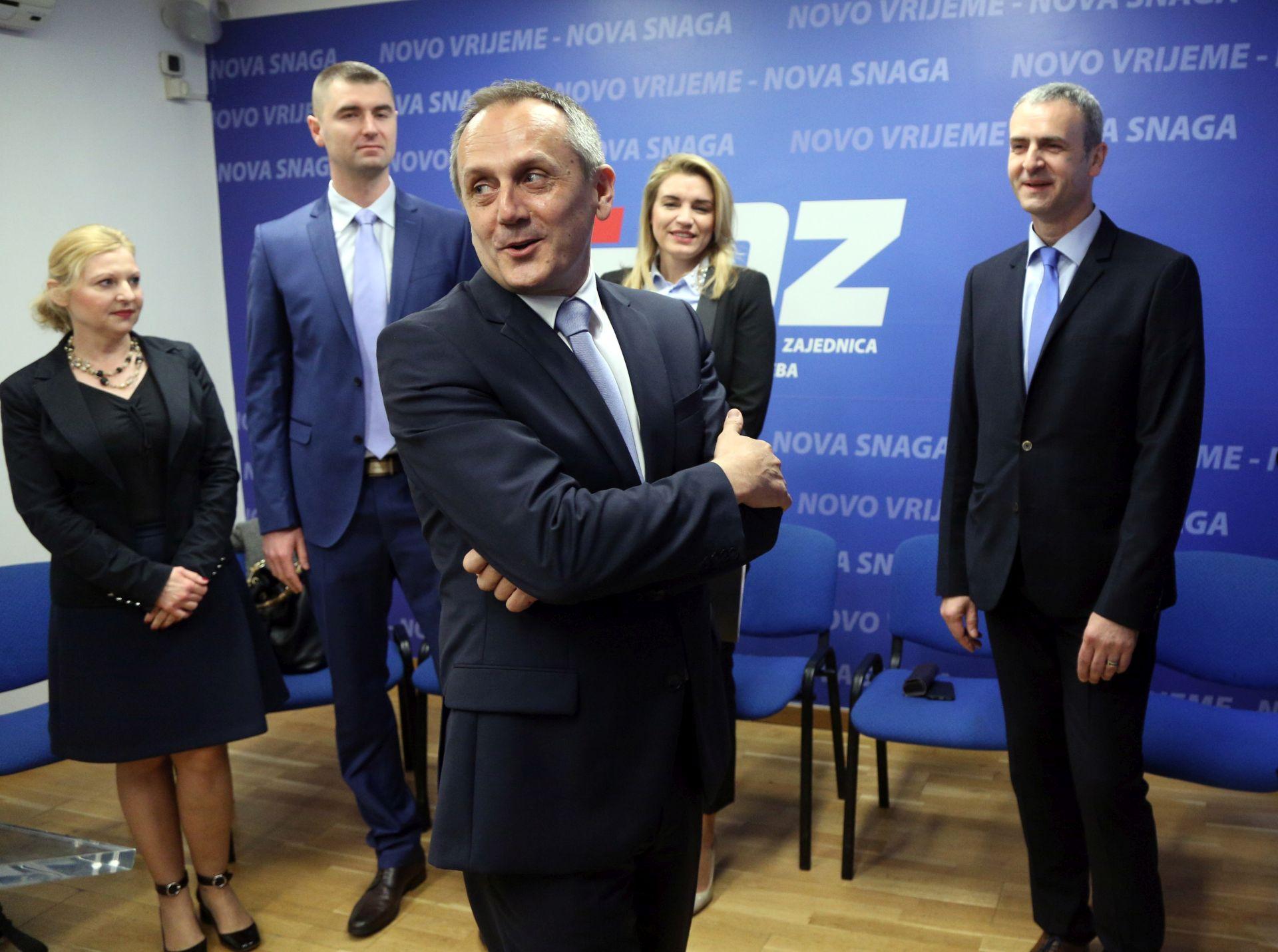 PRGOMET: 'Cijeli život brinem za ljude, a kao gradonačelnik brinut ću se za Zagreb'