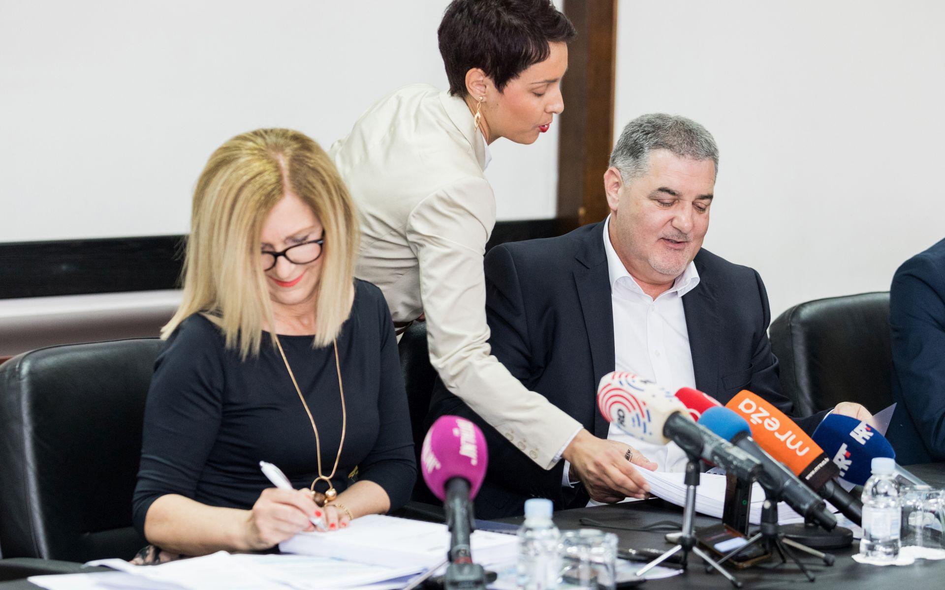 BALDASAR ZADOVOLJAN IZBOROM: Split preuzela Vladina povjerenica Ramljak
