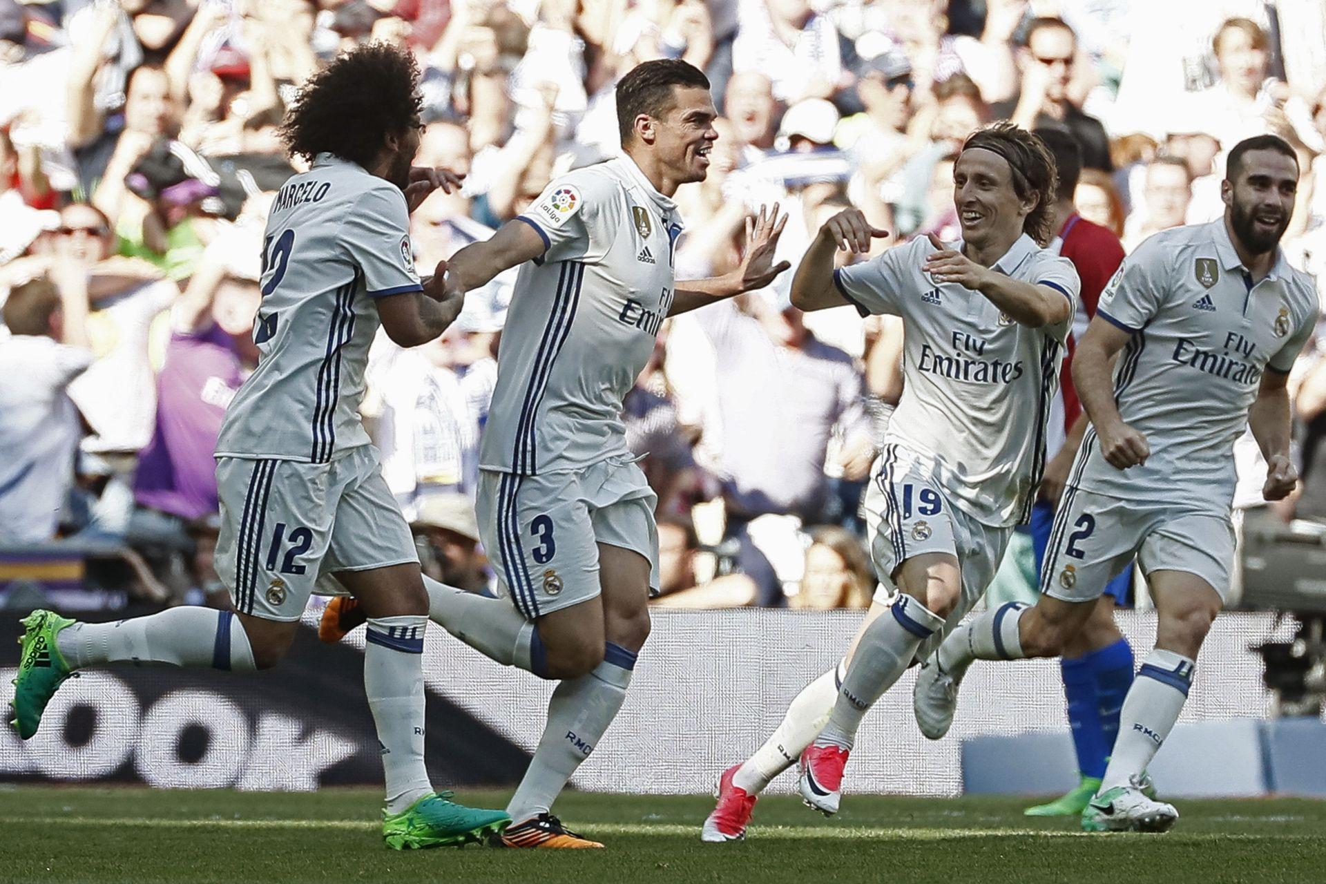 Santiago Bernabeu: Real – Atletico 1:1