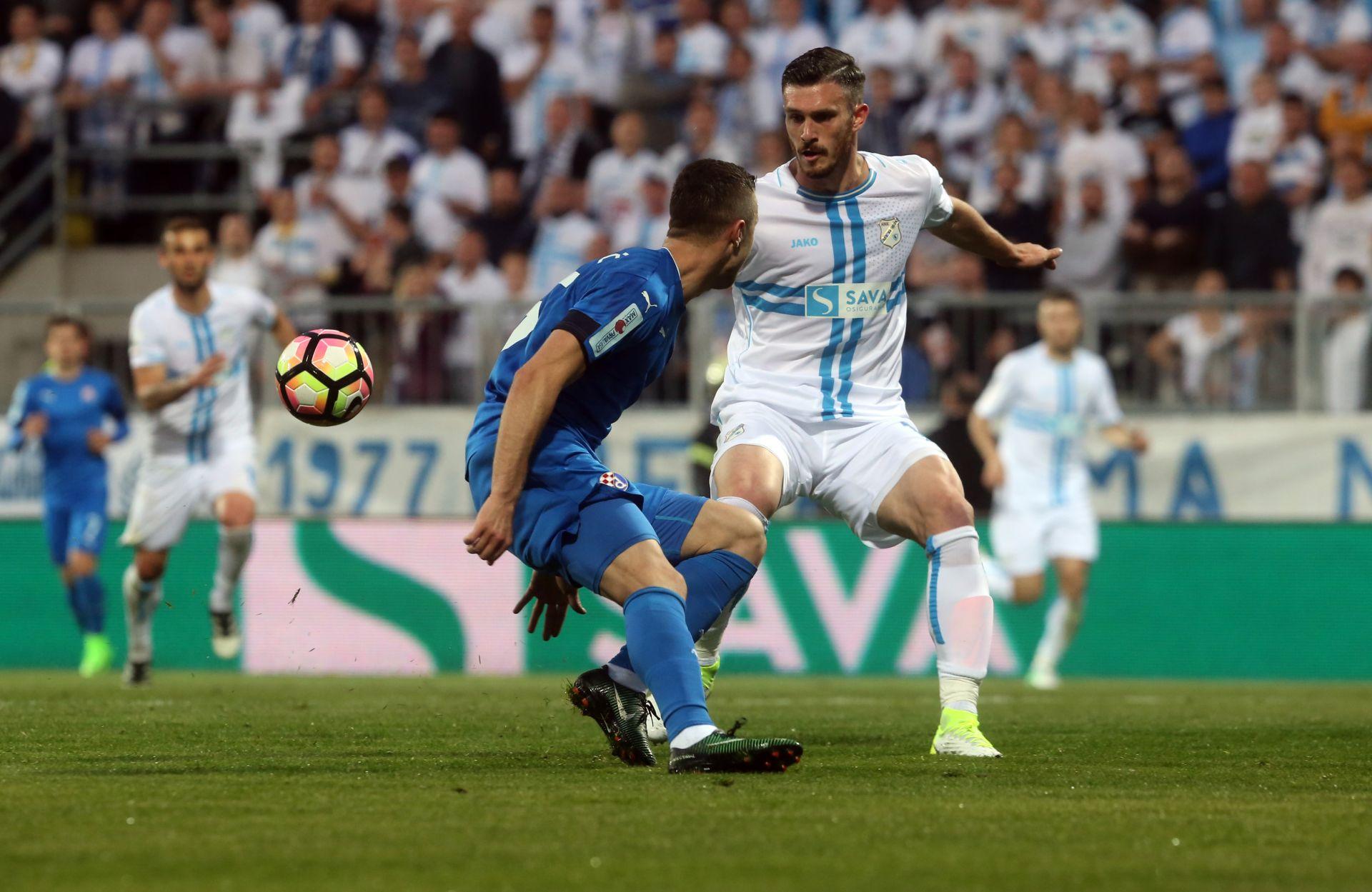 HNL: Rijeka – Dinamo 1:1
