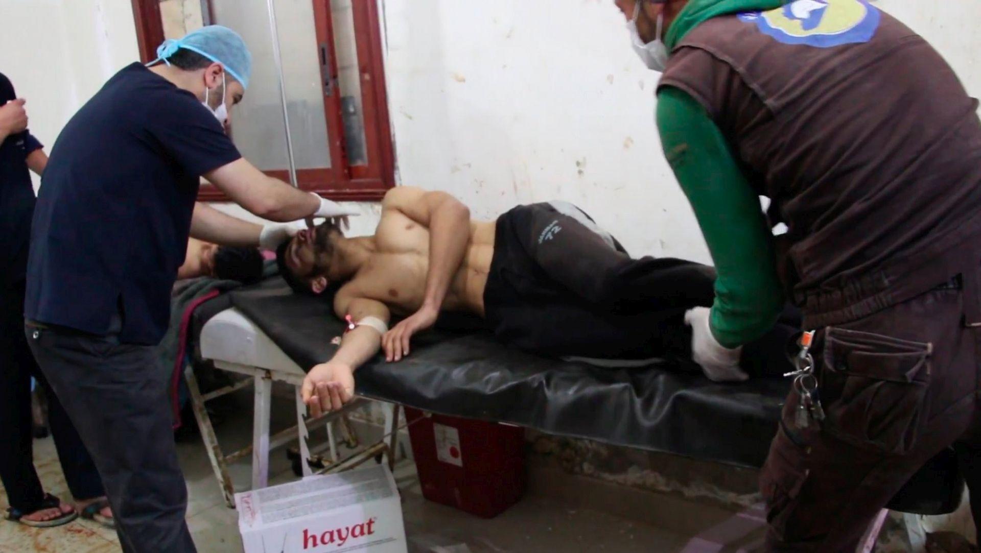 OBDUKCIJA POTVRDILA: U Siriji upotrijebljeno kemijsko oružje