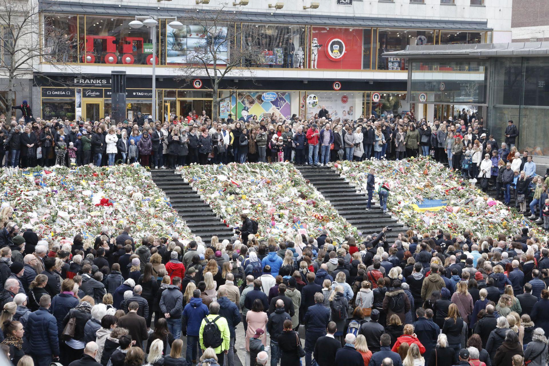 NAPAD U STOCKHOLMU: Osumnjičeni priznao teroristički čin
