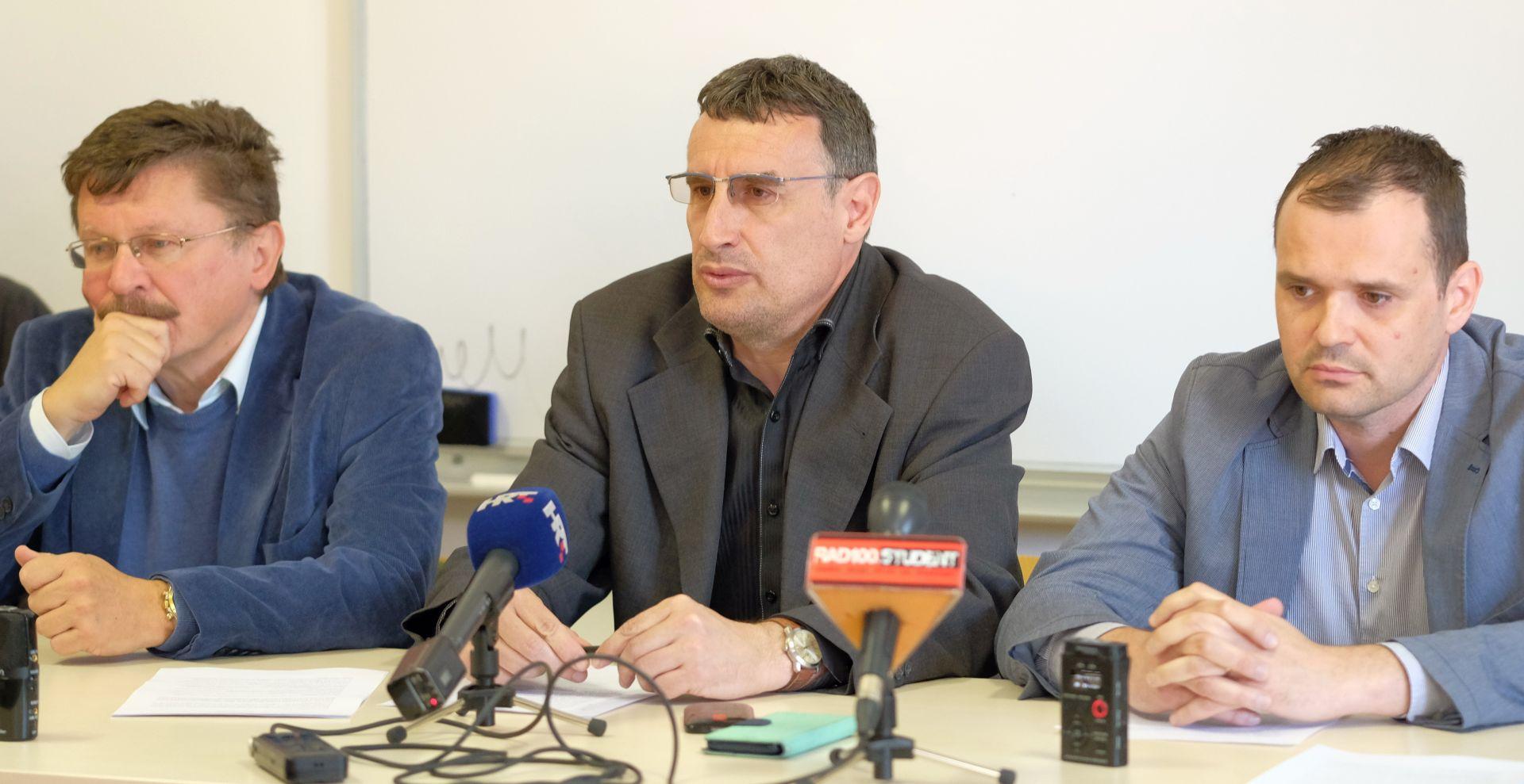 HRVATSKI STUDIJI: Sud zabranio, sindikat prekinuo štrajk