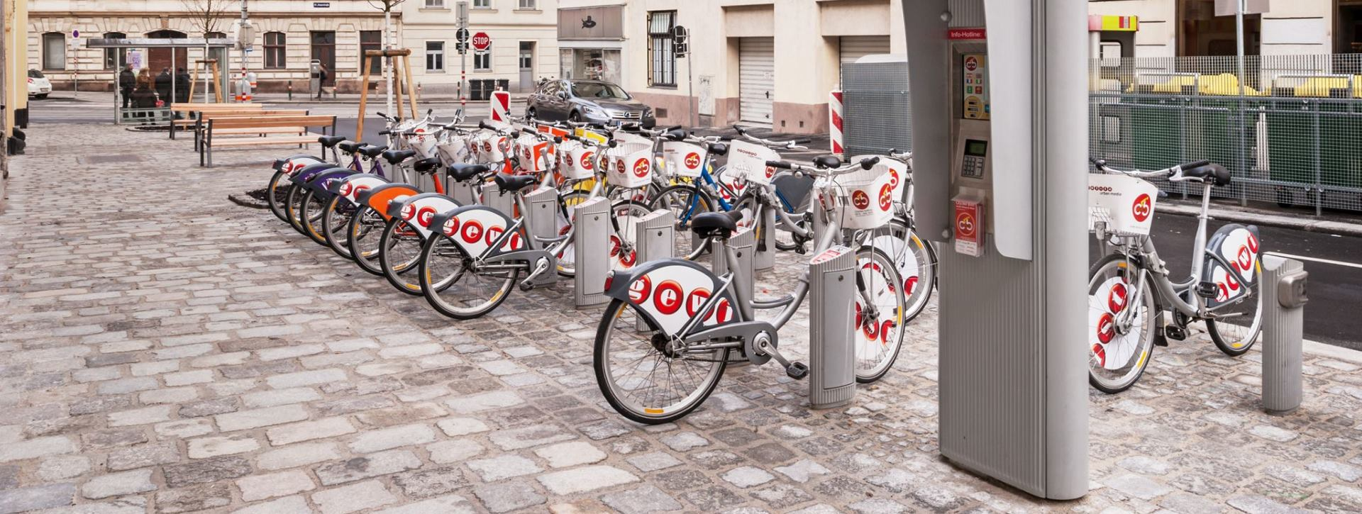 Globalni Bike Sharing Atlas za 460 gradova