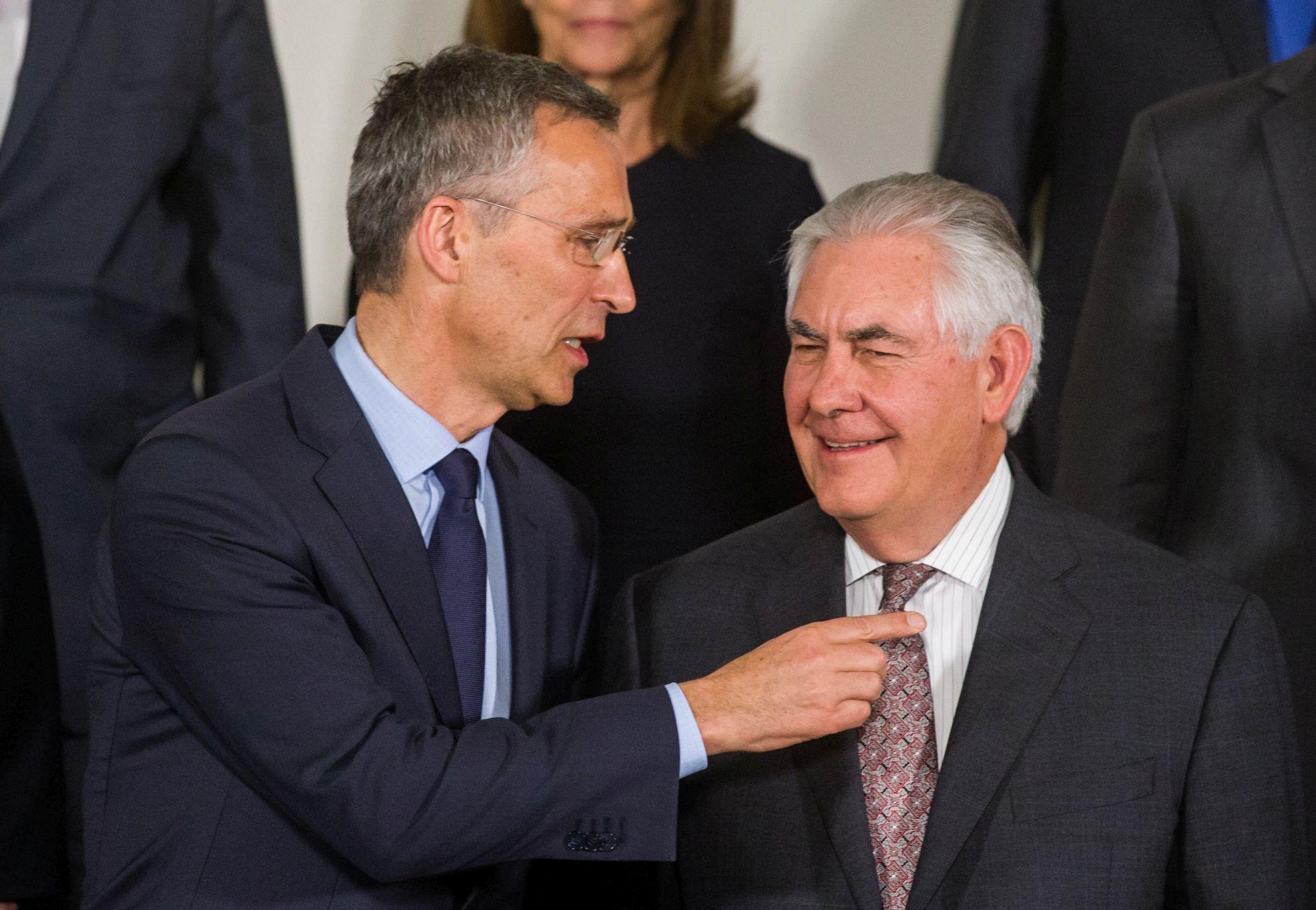 TILLERSON: 'Prioritet SAD-a u Siriji je poraz Islamske države'