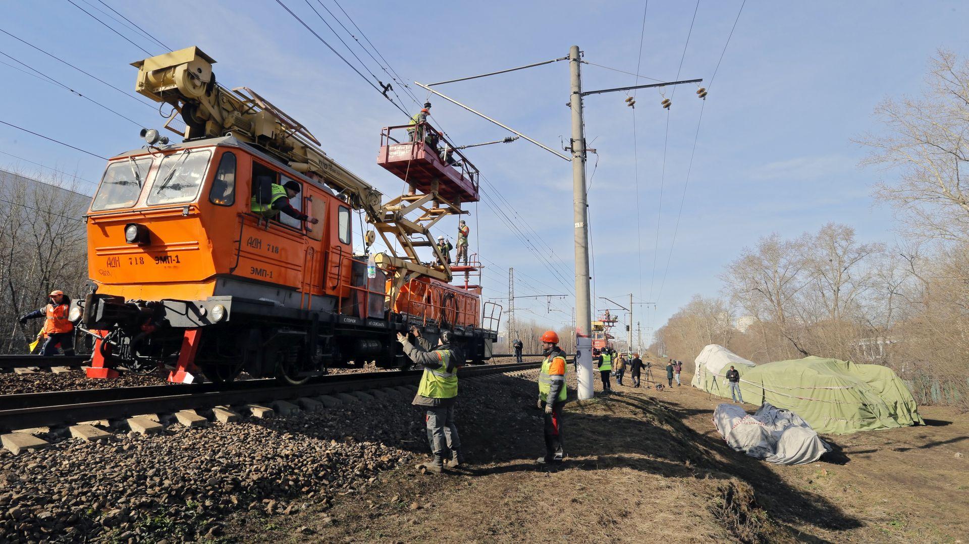SUDAR VLAKOVA: Na zapadu Moskve 28 ozlijeđenih