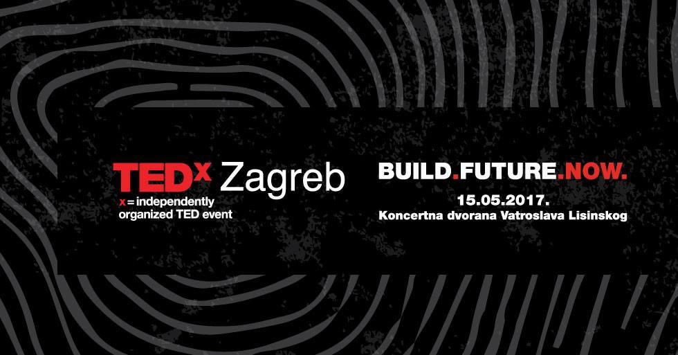 BUILD.FUTURE.NOW. Očekujte najinspirativniji i najveći TEDx događaj u regiji
