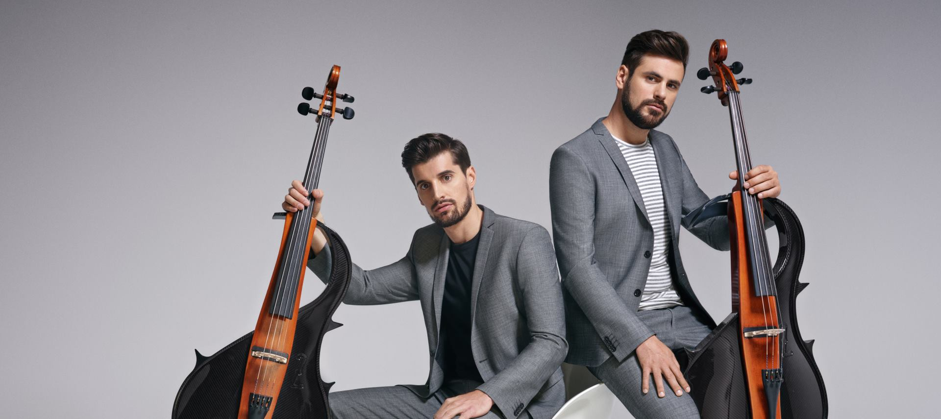 FOTO: VIDEO: 2Cellos zaštitna lica nove s.Oliver BLACK LABEL kampanje