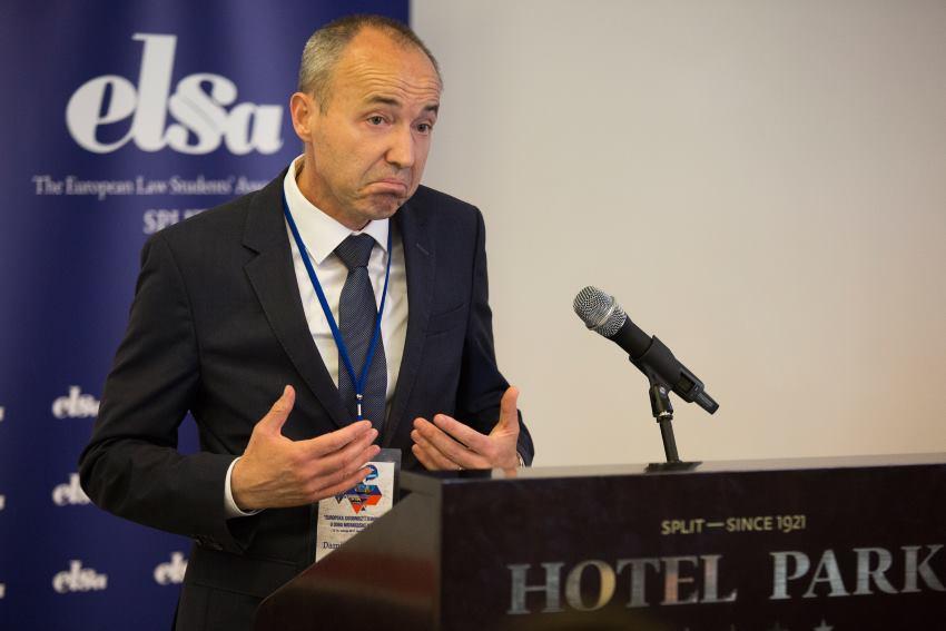 Ministar Krstičević predsjednik Odbora Hrvatske platforme za smanjenje rizika od katastrofa