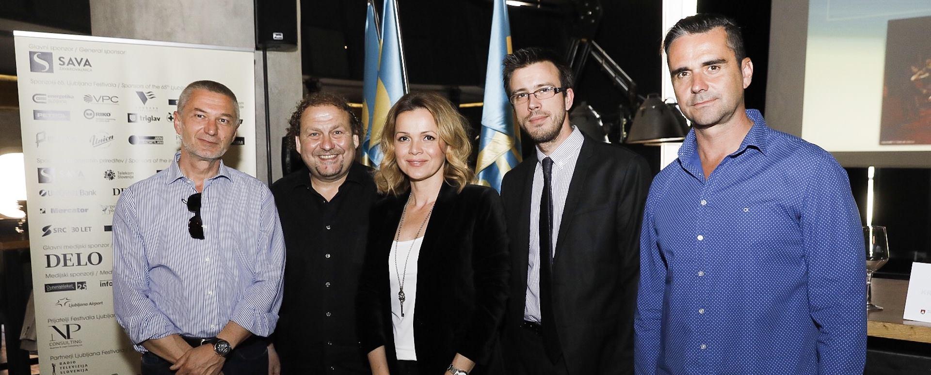 FOTO: Predstavljen program 65. izdanja Ljubljana Festivala