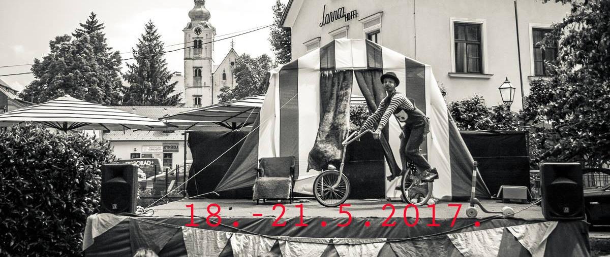 CU'FUS Cirkuski ulični festival u Gradu Samoboru traje od 18. do 21. svibnja