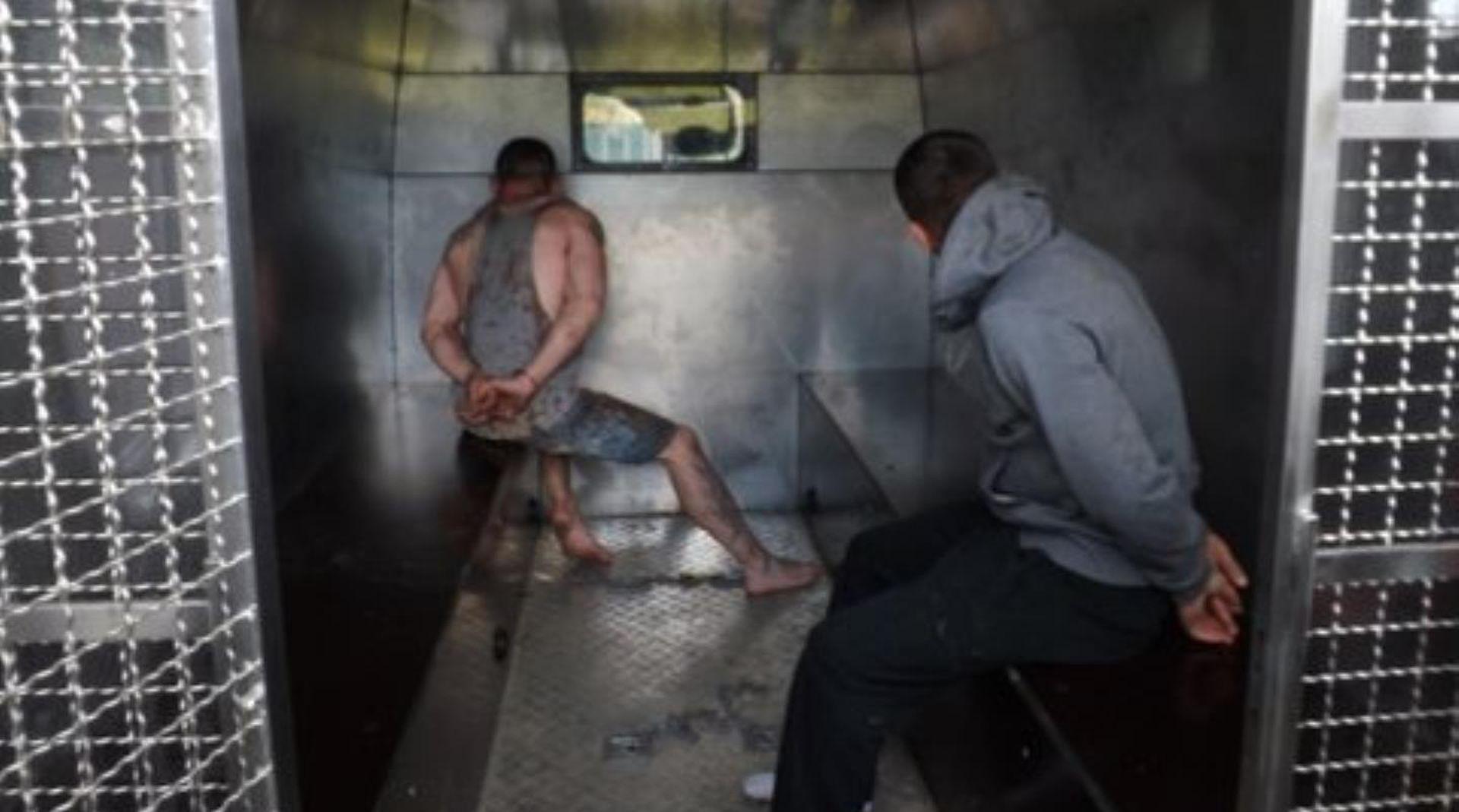 FOTO: NOVA GRADIŠKA Specijalci uhitili dvojicu nakon krađe i pucnjave
