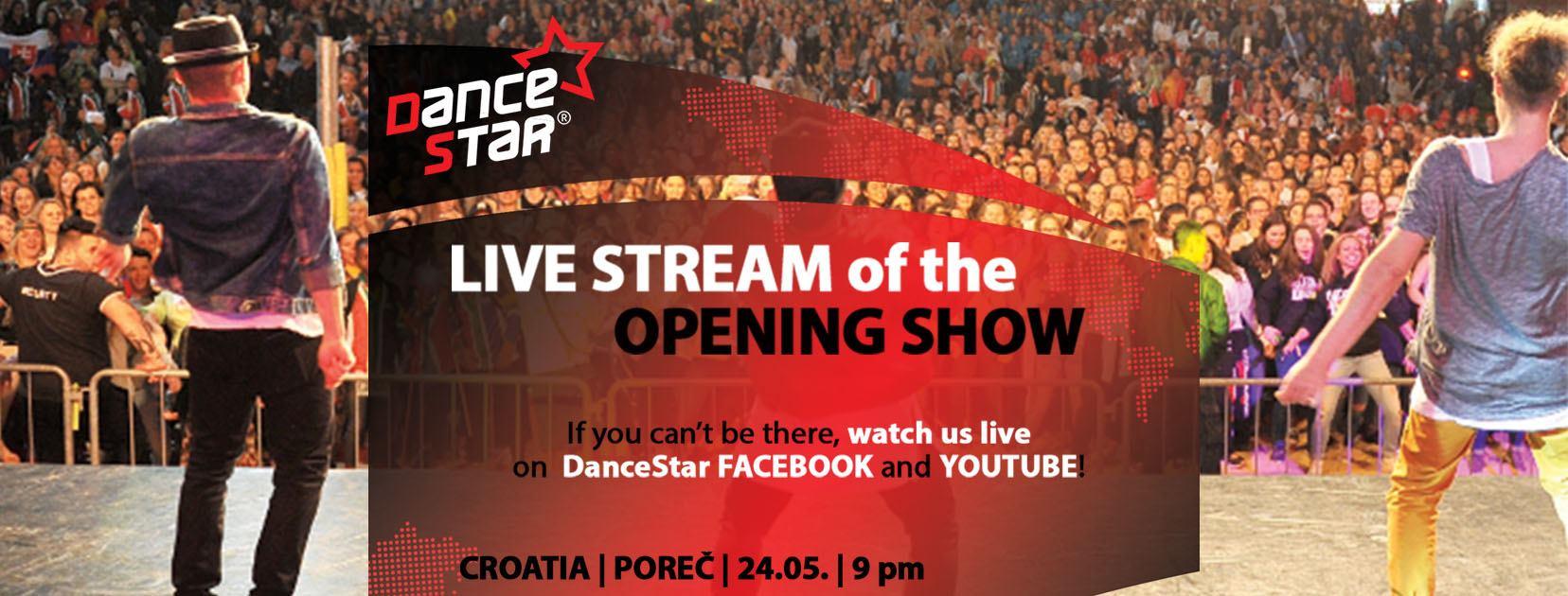 DanceStar dovodi plesače iz cijelog svijeta u Grad Poreč od 24. do 27. svibnja
