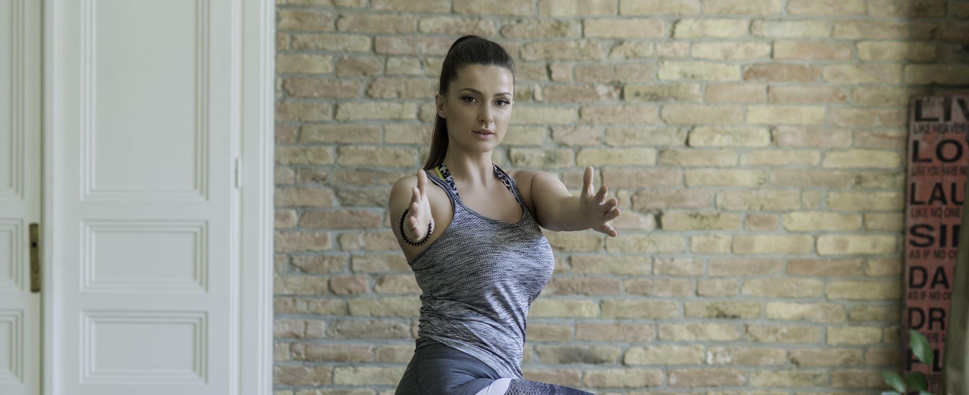 JA SAM FITNESS Odličan online program vježbanja za ljetnu formu