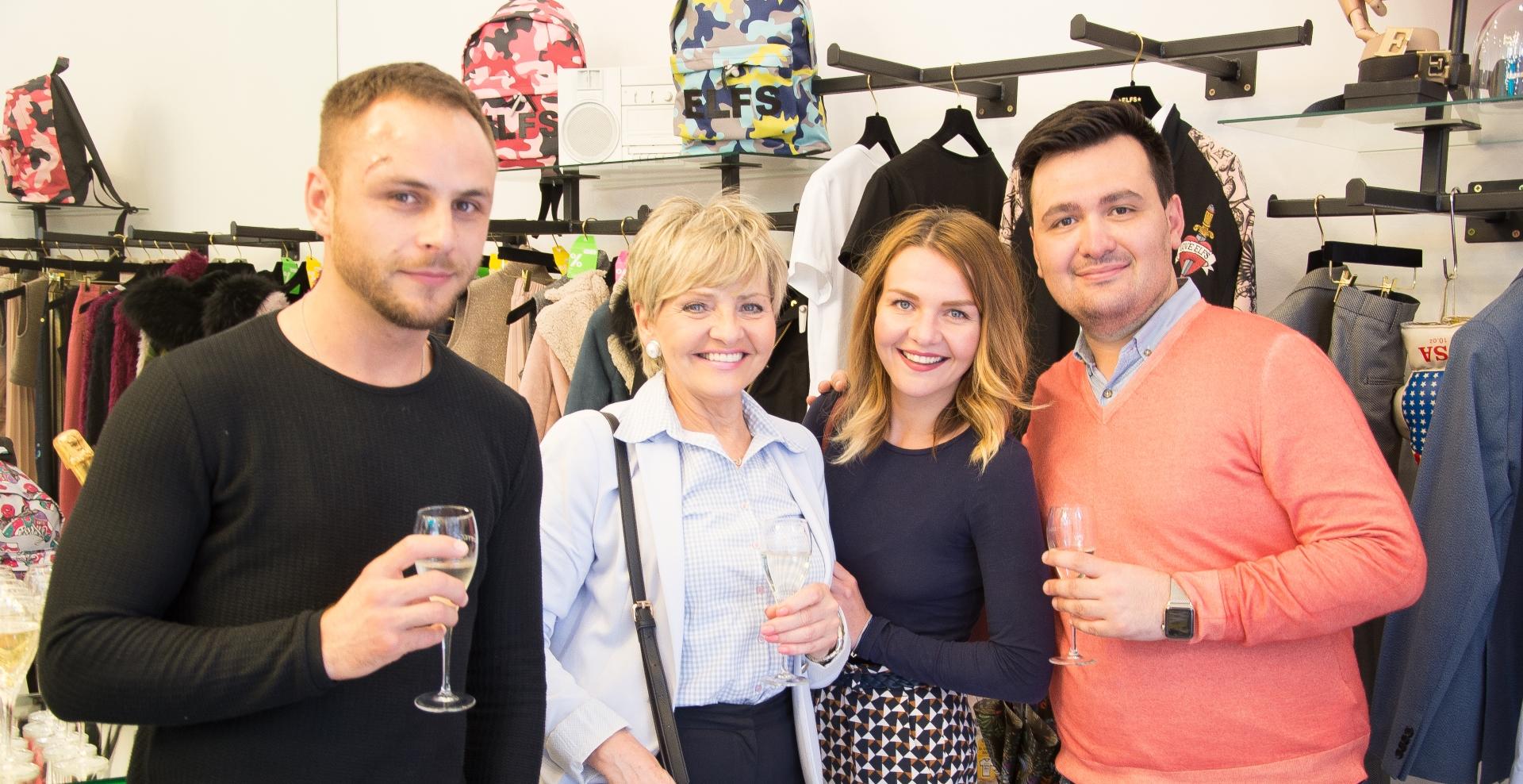 FOTO: ELFS organizirao VIP shopping nove kolekcije