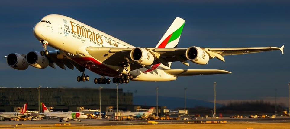 Emirates od 1. lipnja uvodi svakodnevne letove na liniji Dubai-Zagreb