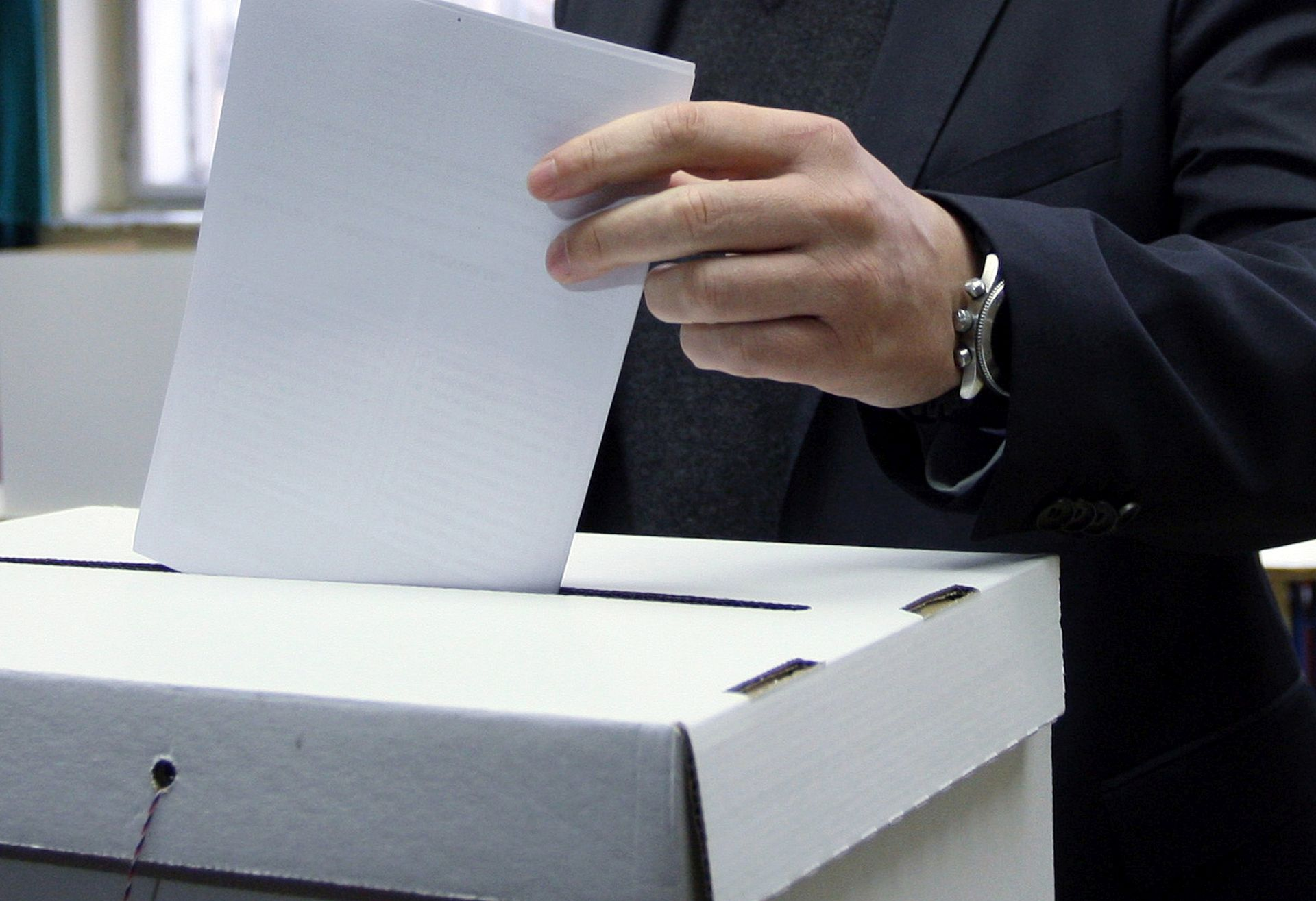 DIP Odaziv na izbore bolji nego prije četiri godine, glasovalo 550 tisuća