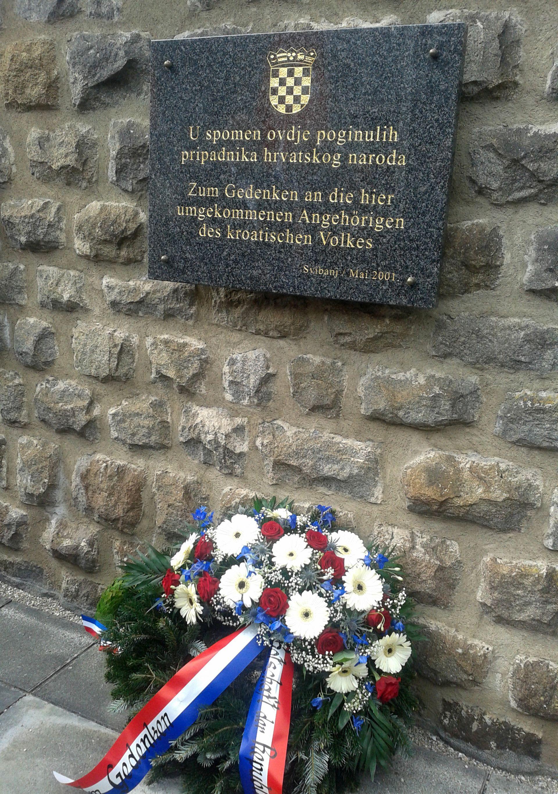 Na 72. godišnjici oslobođenja logora Mauthausen i hrvatsko izaslanstvo