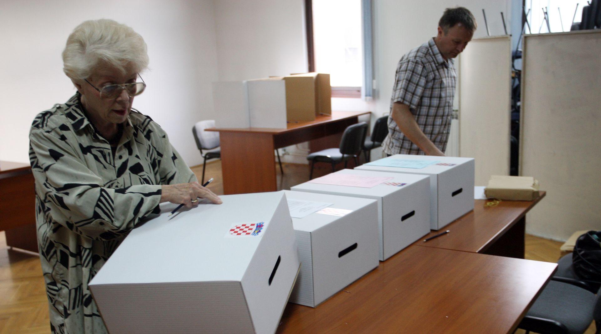 DIP Donacije za drugi krug lokalnih izbora do ponoći 2. lipnja