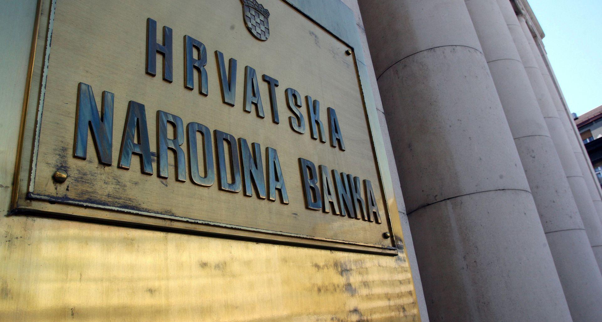 HNB ne naređuje bankama kome mogu dati kredit