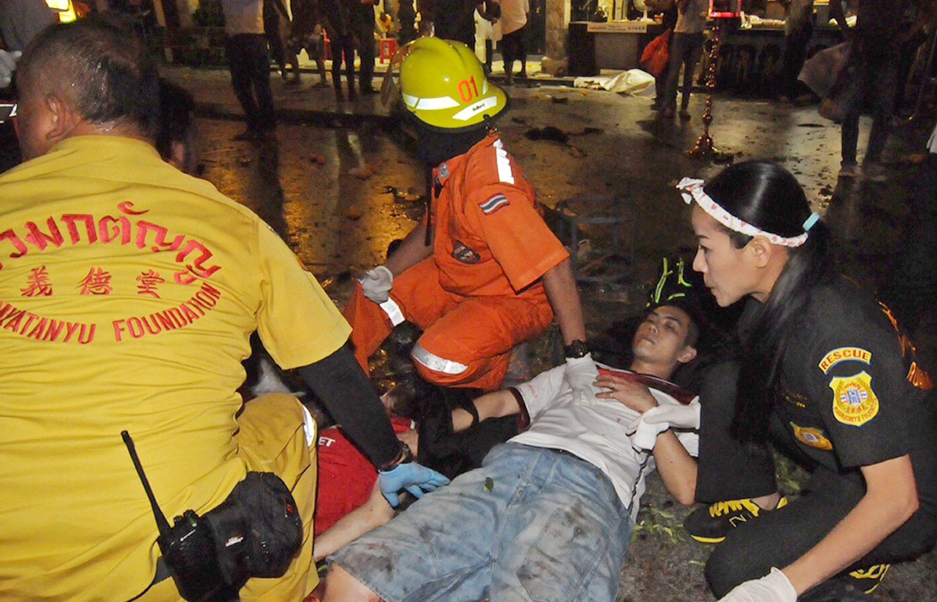 U eksploziji u vojnoj bolnici u Bangkoku 24 ranjena