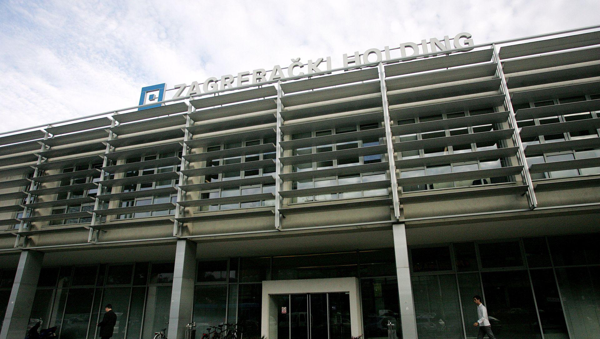 Sindikati ZG Holdinga podnose tužbe zbog božićnica