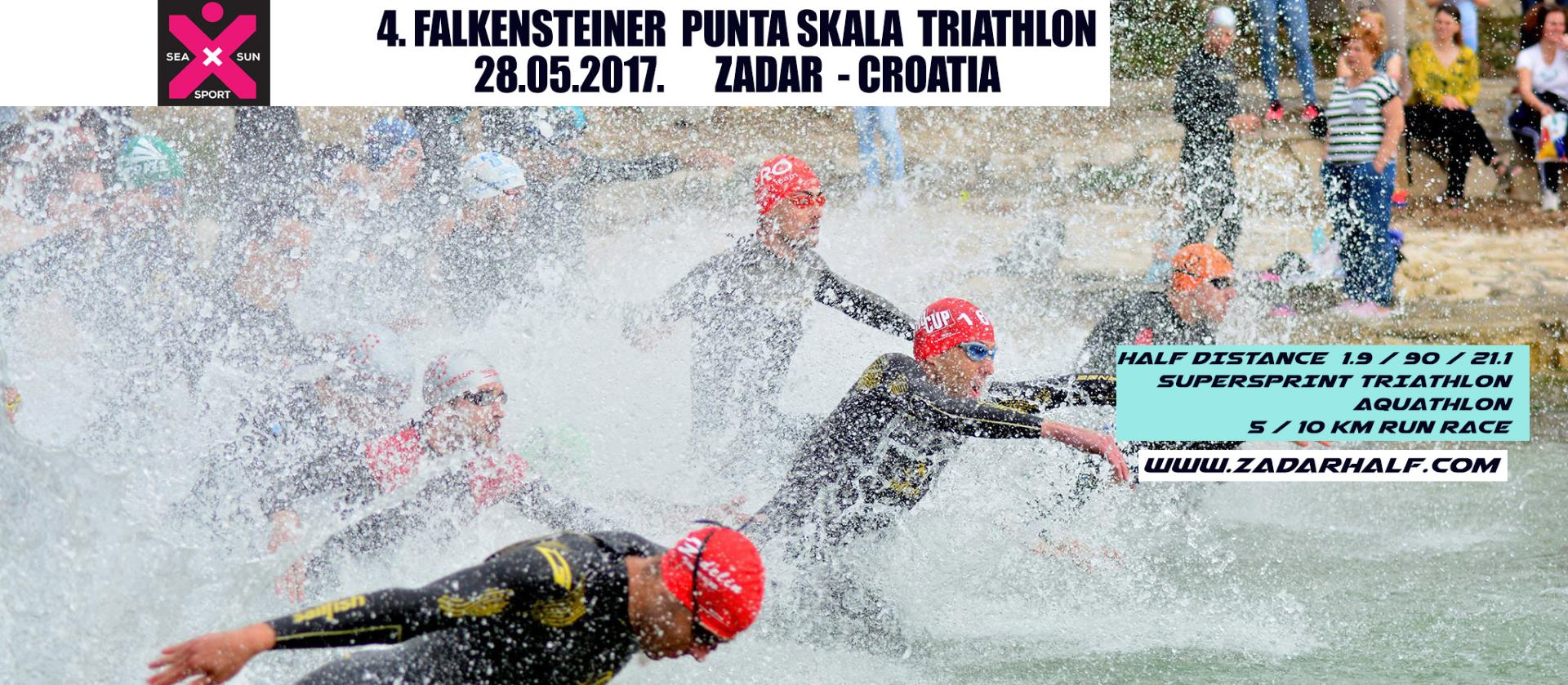 Falkensteiner Punta Skala triatlon očekuje više od 600 sportaša i rekreativaca