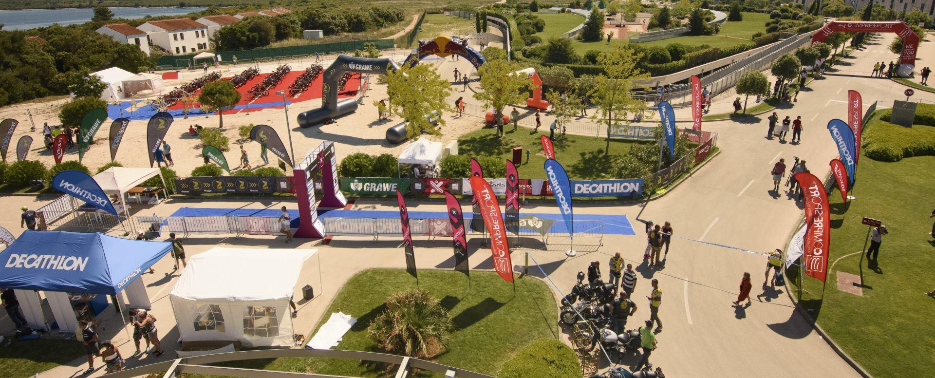 FOTO: Četvrti Falkensteiner Punta Skala triatlon u Petrčanima premašio sva očekivanja
