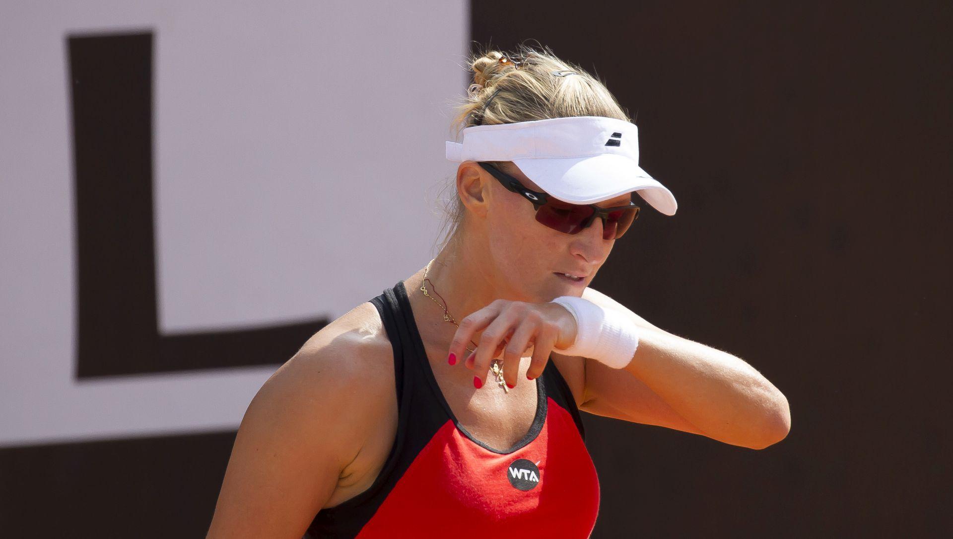 WTA RIM Kraj za Lučić Baroni