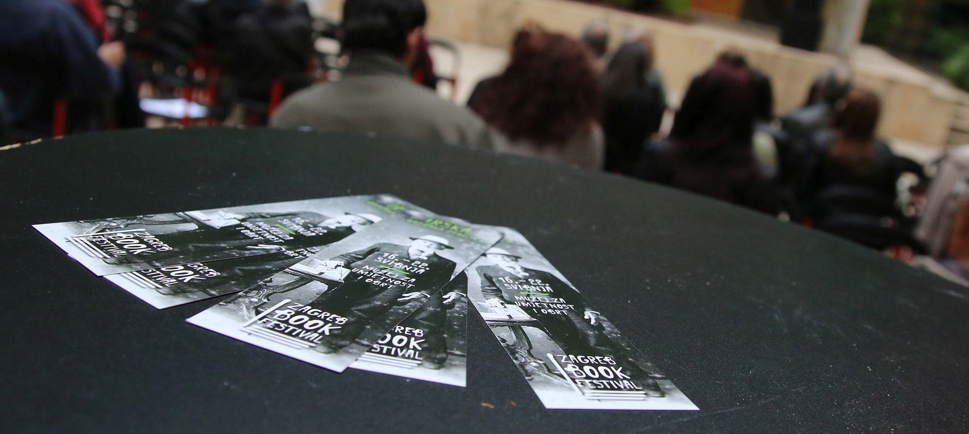 ZAGREB BOOK FESTIVAL Paulus Hochgatterer: 'Nitko nije rođen zao'