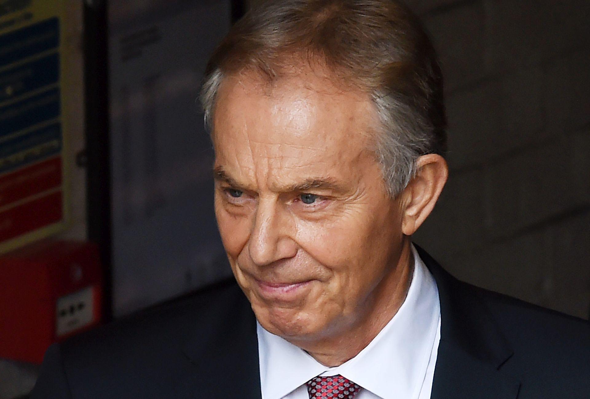 Blair tvrdi da su europski čelnici voljni razgovarati o slobodi kretanja