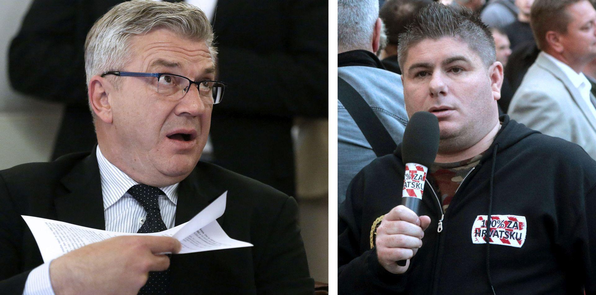 Presuda za privatnu tužbu Ranka Ostojića protiv Velimira Bujanca najavljena za 5. lipnja