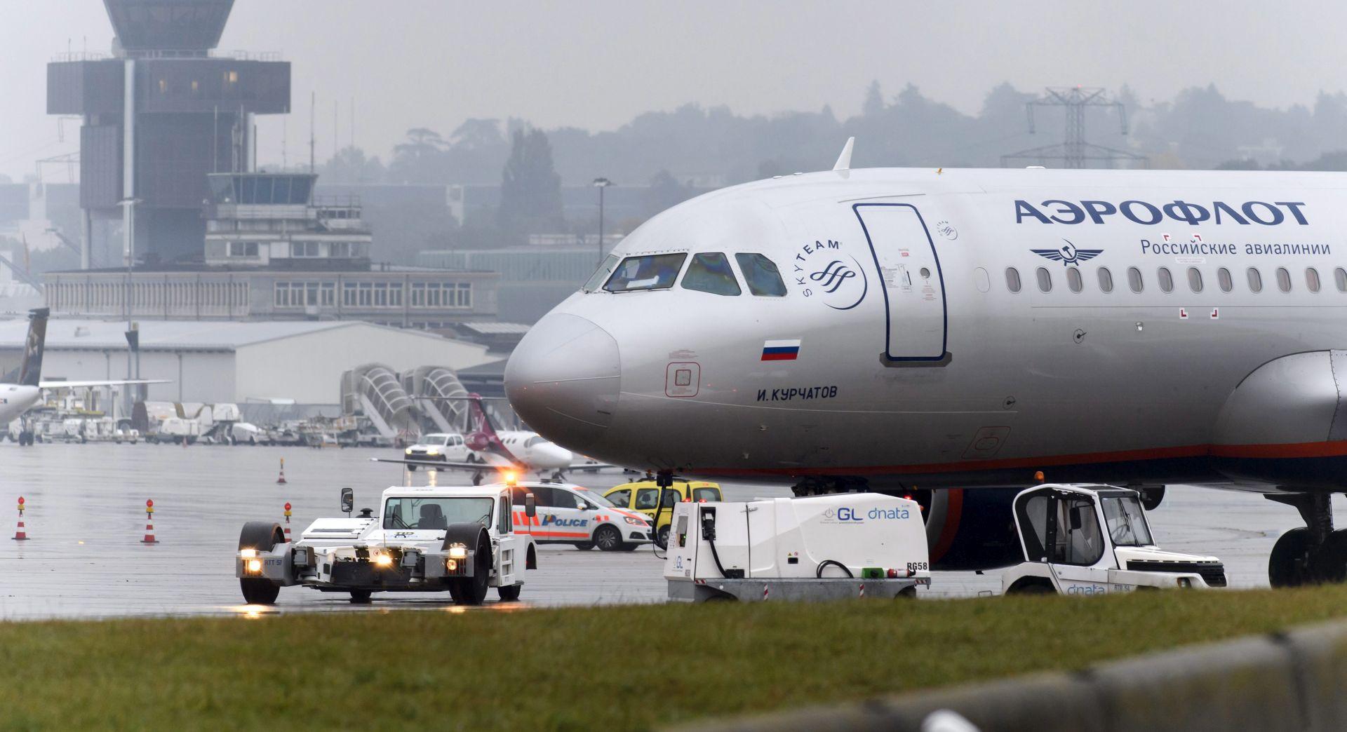 TURBULENCIJE Najmanje 27 ozlijeđenih na letu iz Moskve za Bangkok