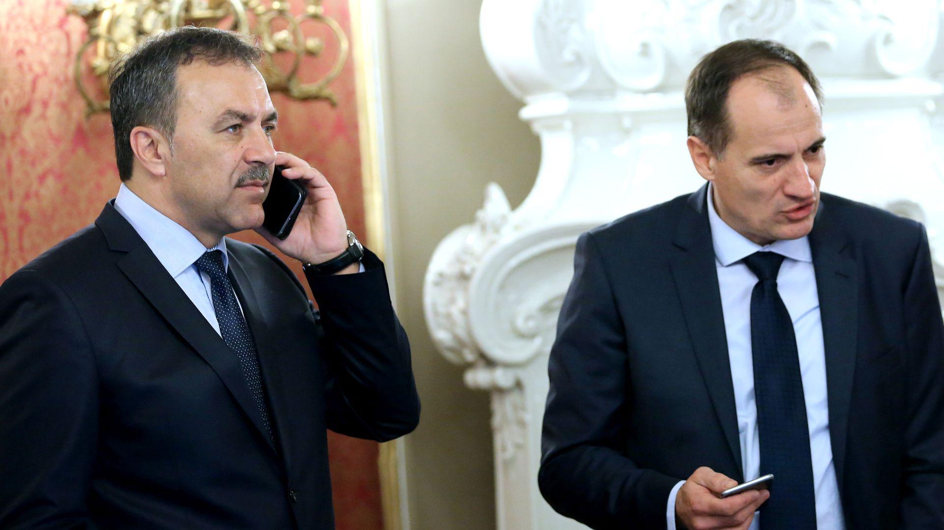 Sabor odobrio povratak Glavaša i trojice Mostovih ministara u zastupničke klupe