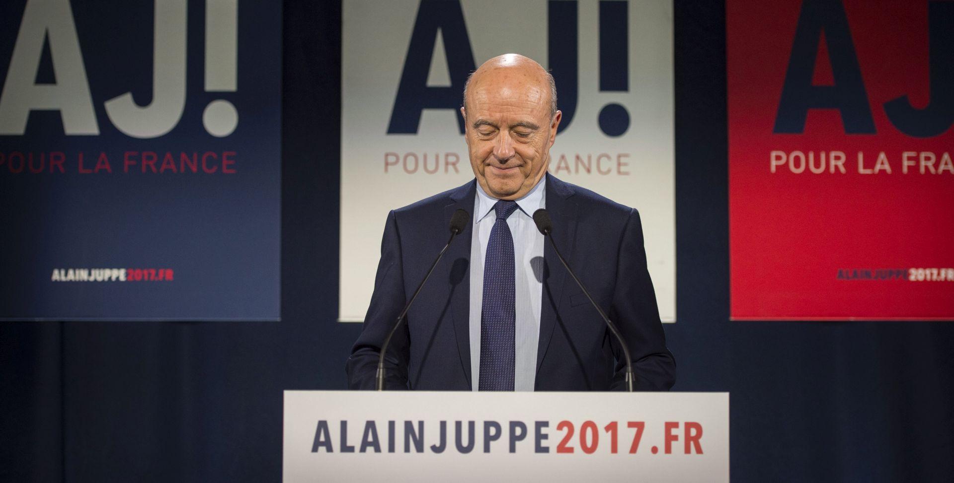 Juppe demantira da se s Macronom dogovorio oko vlade