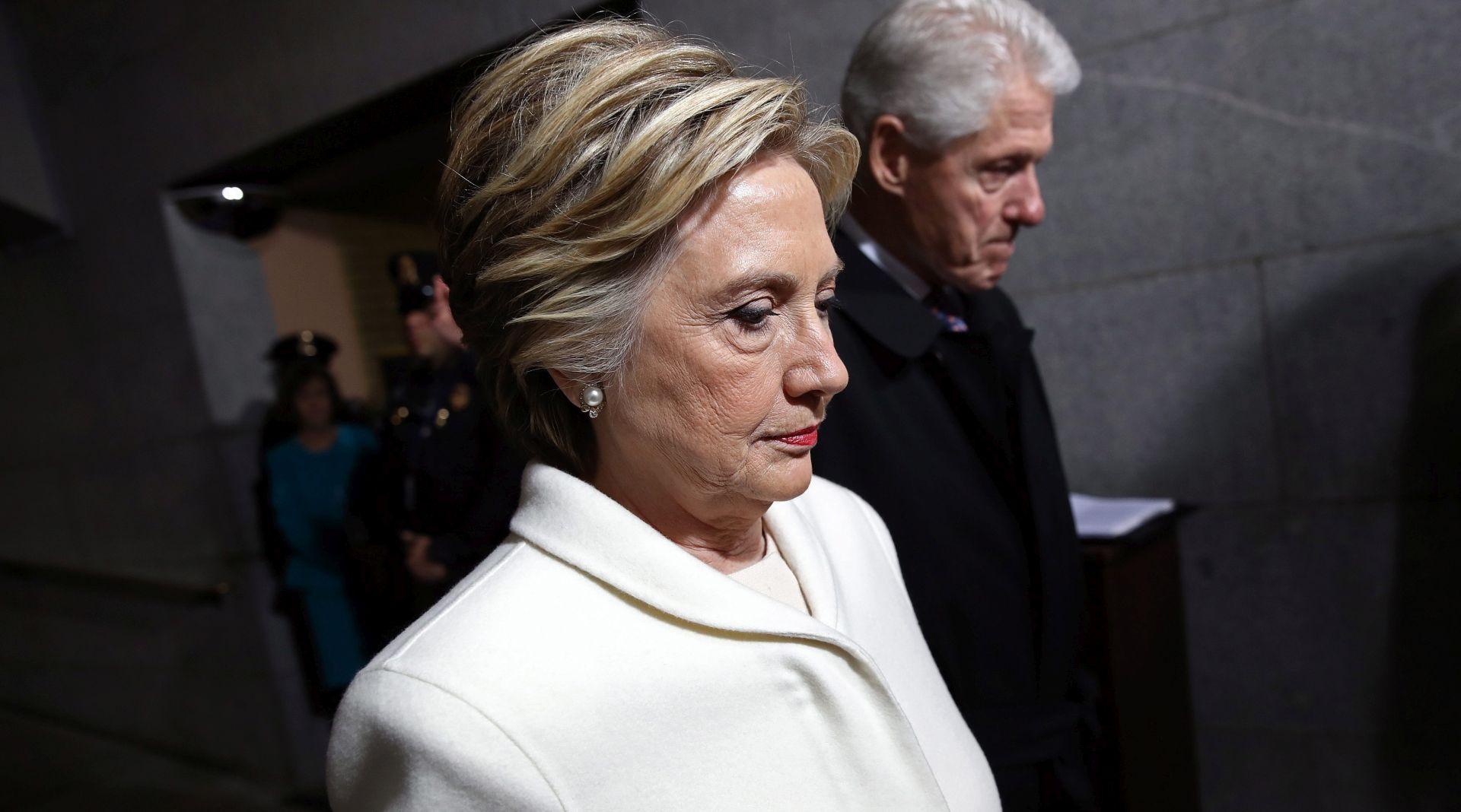 Clinton smatra da je izgubila izbore zbog ruskih hakera i FBI-jeve istrage