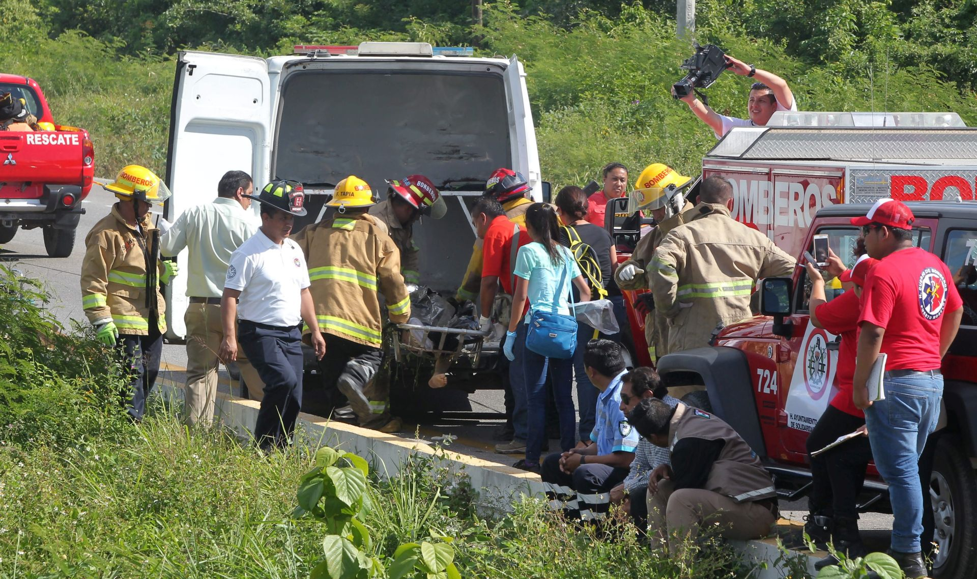 U autobusnoj nesreći u Meksiku 12 poginulo