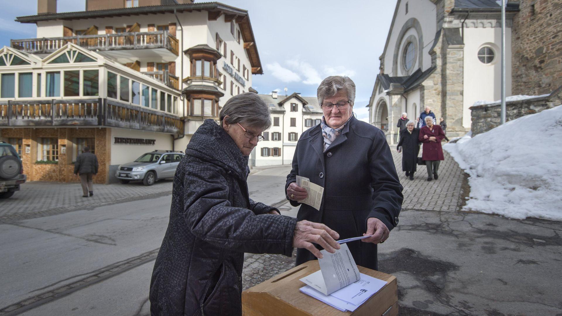 Švicarska ograničila dolazak rumunjskih i bugarskih radnika